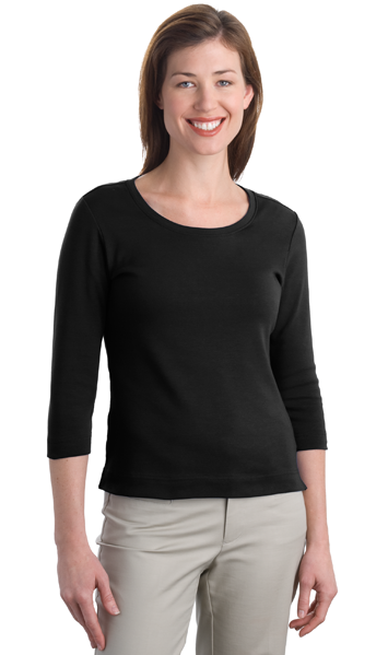 port-authority-black-34-sleeve-model.png